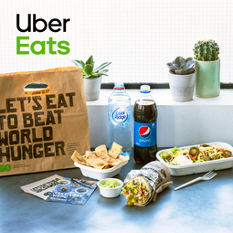 Thumb delivery partner ubereats fb